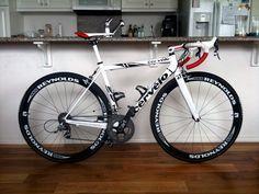#CERVELO #bicycle #REYNOLDS