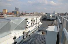 Frapol systemy klimatyzacyjne i wentylacyjne - Budynki administracyjne i biurowe