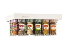 NOUVEAU ! WinChef - Carrousel à épices motorisé (Epices non-fournies): Amazon.fr: Cuisine & Maison