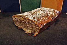 Bananenbrot ohne Mehl und Zucker (Rezept mit Bild)   Chefkoch.de