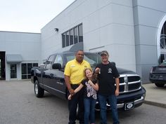 Chris and his daughter from Chesapeake VA stop by and grabbed this outstanding 2004 Dodge Ram 1500 Pickup. Thank you Chris for your business. His salesman is Tony Oxendine.