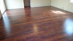 Concrete Wood Flooring - Dayton Ohio