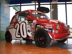 FIAT 500 race