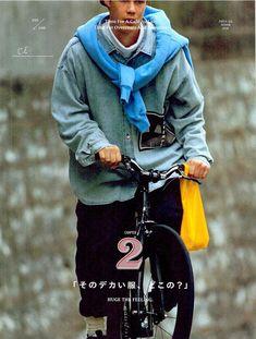 New post on molimu Japan Fashion, Boy Fashion, Mens Fashion, Fashion Outfits, Popeye Magazine, Original Supermodels, City Boy, Poses, Work Wear