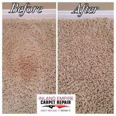 Chino Carpet Stain Repair