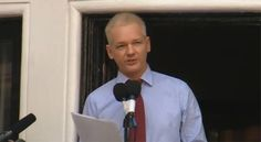 A transcript and video of Julian Assanges 19th August 2012 speech from the balcony of the Ecuador Embassy in London