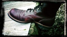 My Red wing Iron Rangers 8111