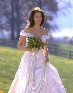 """Scene da #matrimonio nei film: Julia Roberts nel film """"Se scappi ti sposo"""""""