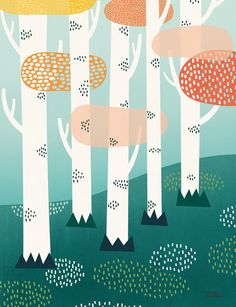 * Forest - print