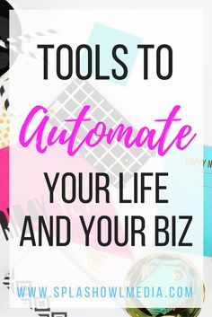 Get organized and gain control of your life with these automation tools. I don't know what took me so long to make the jump. MASSIVE GROUPS AND INVITES Content Marketing, Internet Marketing, Online Marketing, Social Media Marketing, Digital Marketing, Creating A Business, Creating A Blog, Business Tips, Online Business