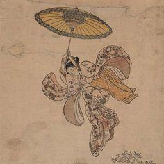 #illustration #1765 #SuzukiHarunobu