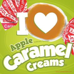 Don't you just LOVE Apple Caramel Creams?! If you like caramel apples, you'll LOVE Apple Caramel Creams!