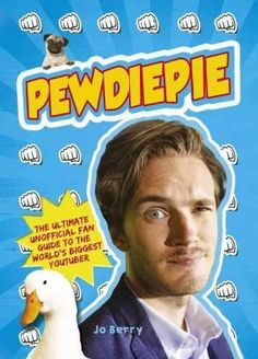 Hey, bros! Listen up. Want to know everything about PewDiePie? The ultimate king of YouTube? WELL KEEP CALM AND FIST BUMP, because this book is all you need. With this ultimate unofficial guide to Pew