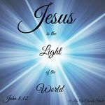 Jesus is the Light of the world - John 8:12  #jesus #inspiration #quotes #lifeonchurchstreet