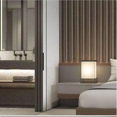 Japan Bedroom, Home Bedroom, Modern Bedroom, Bedroom Decor, Bedrooms, Luxury Interior, Room Interior, Modern Interior, Interior Design