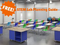 Designing a STEM lab can be overwhelming, but with a little direction you can design your ideal lab for teachers and students.