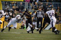 Blog Esportivo do Suíço:  Steelers viram a 9s do fim, batem os Ravens, ganham a divisão e se garantem nos playoffs