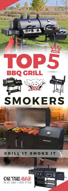 What is the best grill smoker combo – Summer 2016
