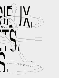 Editions Biceps by Julien Gobled Poster Layout, Typo Poster, Typography Layout, Lettering, Book Design, Layout Design, Graphic Design Posters, Graphic Art, Inspiration Typographie