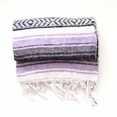 mexican blanket {lavender}
