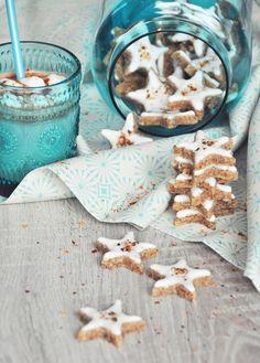 Food | Keks Rezept für Chili-Zimtsterne zum Selberbacken | luzia pimpinella