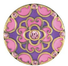 Ginger Snaps Blossom - Pink/Purple Snap