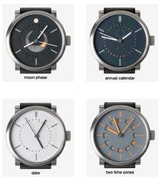 """""""Time Horizons"""" line   by Ochs und Junior"""