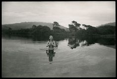 Leonie Reisberg - Portrait of Peggy Silinski, Tasmania, c. 1976