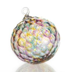Symphony: Thomas Steinman: Art Glass Ornament - Artful Home