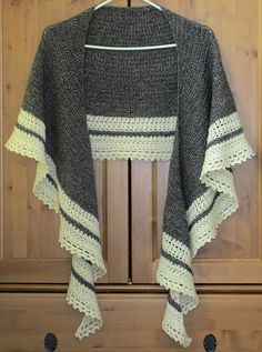 mng's Desperately Seeking Glenurquhart Crescent. free pattern of my crochet shawl design coming soon on Ravelry.