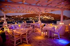 Kivotos Club Hotel - La Meduse Restaurant Exterior