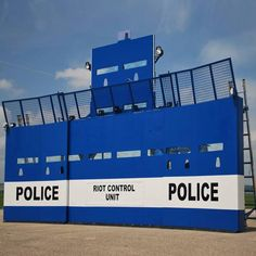 Ultimate Riot Control Vehicle For Police #peoplebazar