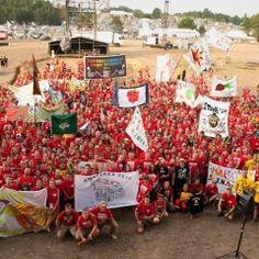 Odprawa Pokojowego Patrolu 20.Przystanek Woodstock