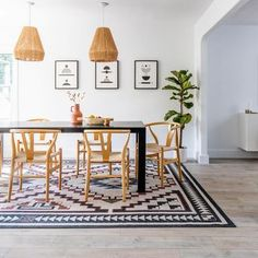 Machine Washable Rugs (@ruggable) • Instagram photos and videos Machine Washable Rugs, Dining Room Design, Room Rugs, Room Decor, Videos, Photos, Decor Ideas, Home, Instagram
