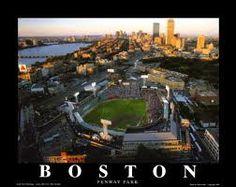 Boston, Massachusetts. Very cool place to visit!