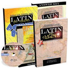 Classical Academic Press - Latin for Children, Primer A Program. http://classicalacademicpress.com/latin-for-children-primer-a-program/