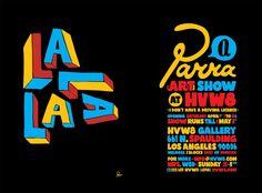 Parra at HVW8 LA