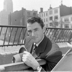 Gregory Peck by Nina Leen, May 1947