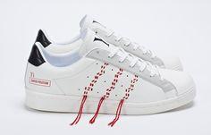 deddfc694 the Yohji super position hanging tassel for adidas · Nike High TopsCustom SneakersAdidas  ShoesShoes SneakersNike BasketballYohji YamamotoAdidas Stan ...