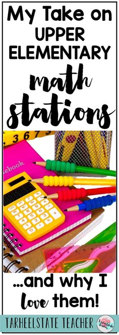 Looking for ideas to implement into your upper elementary math stations or guided math centers? Well, you will want to read my tips and ideas for math stations and why I love them before you dive in. Your 3rd, 4th, 5th, or 6th grade students are ready for