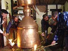 Fiesta del Orujo en Potes   Cantabria   Spain