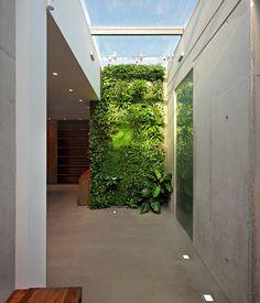SUNDAR ITALIA - Prodotti - Giardini Verticali Interni