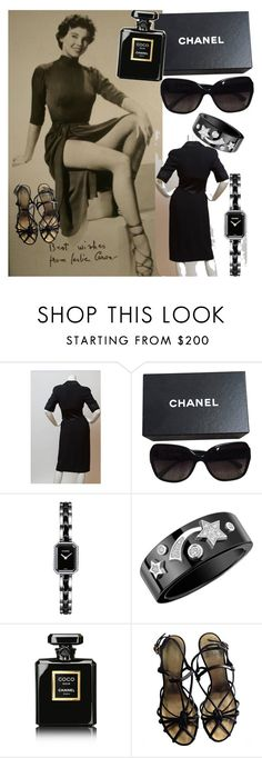 """""""chanel"""" by miha-jez ❤ liked on Polyvore featuring Chanel"""