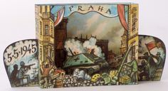 The Popuplady - Specializing in movable paper Make Kubašta's pop-up diorama:  The Liberation of Prague: Fight and Win, 1945