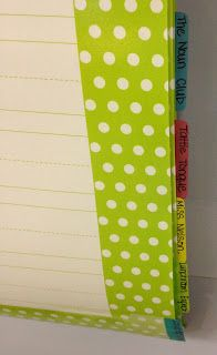 How to Organize anchor charts using book rings, Post-It tabs and Command(TM) hooks! Classroom Organisation, Classroom Rules, Classroom Design, Classroom Decor, Organization Ideas, Teaching Math, Teaching Resources, Teaching Ideas, Ela Anchor Charts