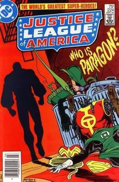 Justice League of America #224 - The Supremacy Factor! (Issue)