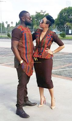 LAtest and trendy african print ankara styles for couples, matching ankara couples styles, beautiful styles for husband and wife, beautiful african print ankara styles for husband and wife couples #ankara #ankarastyles #asoebi #asoebibella #africanprint #africanfashion #couples