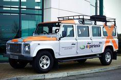 Tom Cunningham: Land Rover's longest Defender - the D147