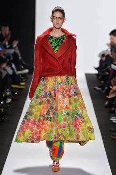 The Academy of Art University F/W 2014  color, print