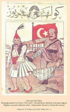 Turkish War Of Independence, Independence War, Turkey History, Semitic Languages, Republic Of Turkey, Indian Language, Illustrations, Ottoman Empire, Rugs On Carpet